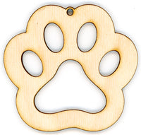 Golden Retriever Ornaments - Set of 4