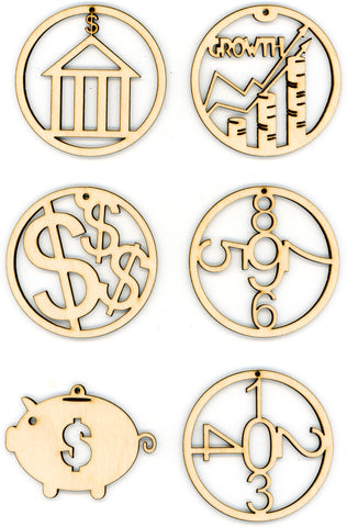 Accounting Gifts - Accountant Ornaments