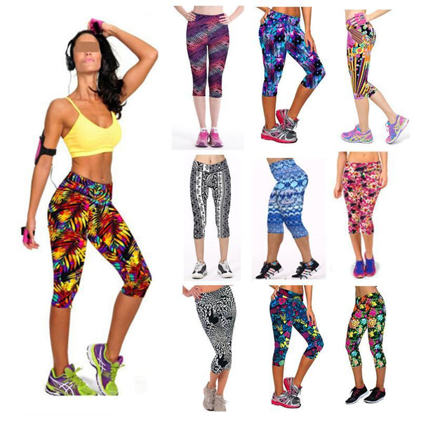 Mid Calf Leggings ~ Regular ~ 30 Designs!!