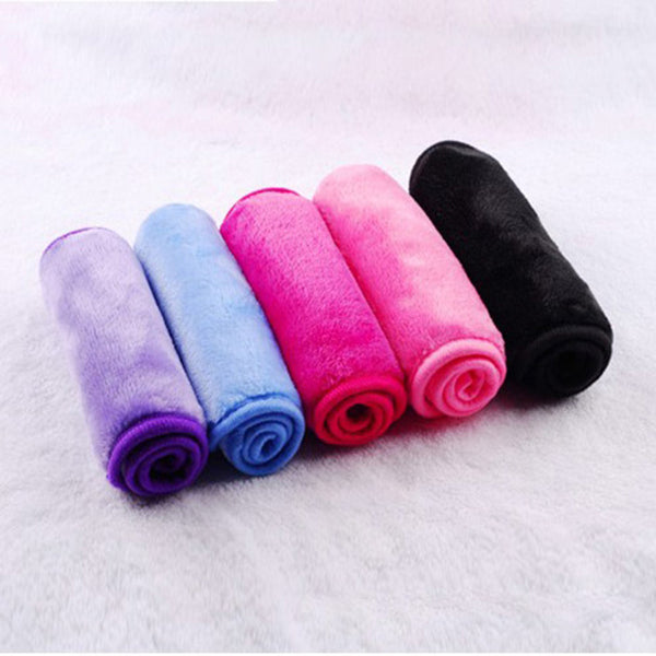 MakeUp Remover Towel ~ 5 Colors!!