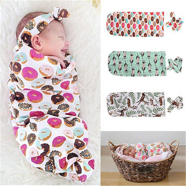 Baby Swaddler Wrap ~ 6 Styles to Choose From!! - ZolaBug