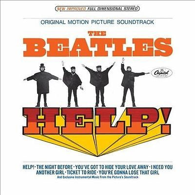 THE BEATLES - HELP! [THE U.S. ALBUNS]