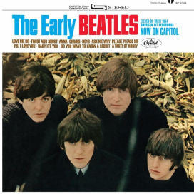 THE BEATLES - THE EARLY BEATLES [THE U.S. ALBUNS]