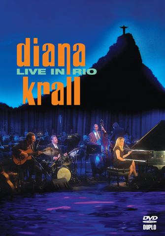 DIANA KRALL - LIVE IN RIO [SPECIAL EDITION]