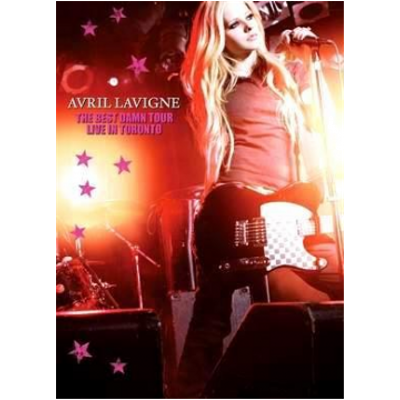 AVRIL LAVIGNE - THE BEST DAMN TOUR LIVE IN TORONTO