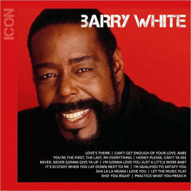 BARRY WHITE - ICON - BEST OF