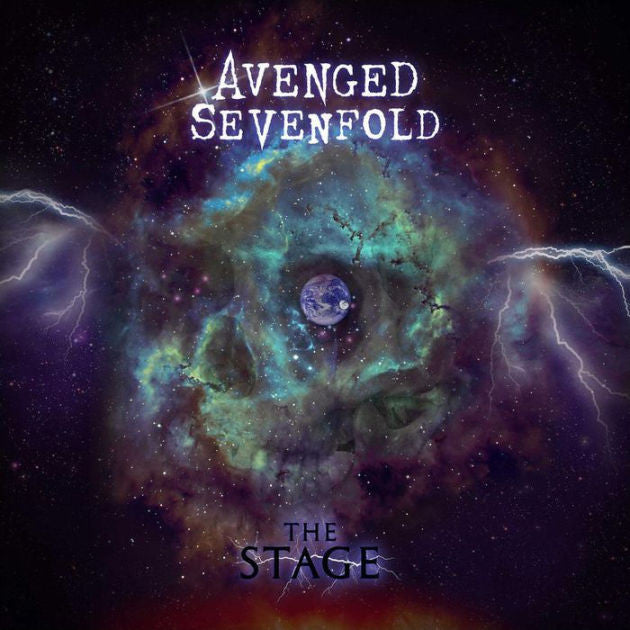 AVENGED SEVENFOLF - THE STAGE