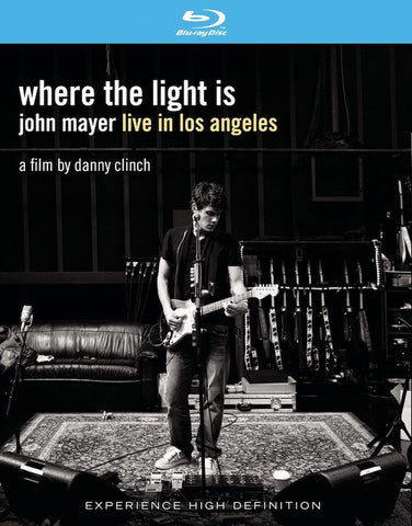 JOHN MAYER - WHERE THE LIGHT IS: LIVE IN LOS ANGELES