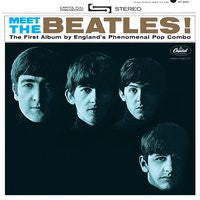 THE BEATLES - MEET THE BEATLES [THE U.S. ALBUNS]