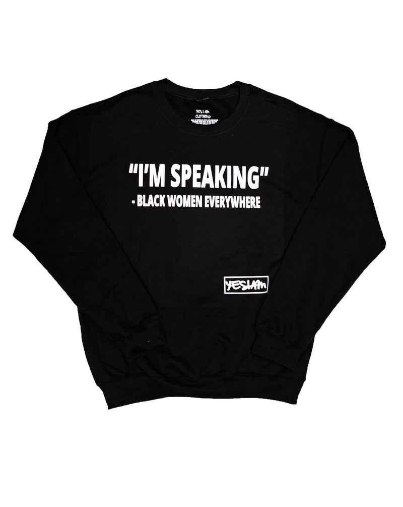 Black Women Everywhere Sweatshirt - DA SPOT NYC