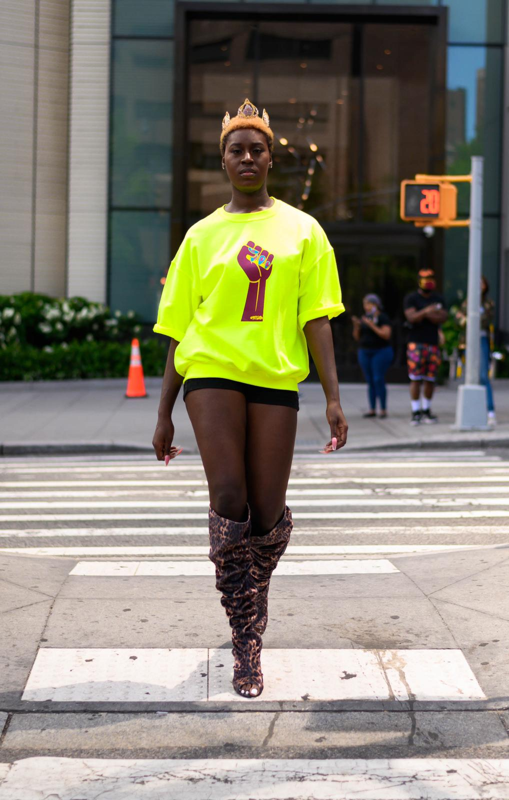 Boss Chick Sweater and Tee - DA SPOT NYC