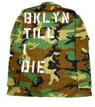 Republic of BK | BKLYN TILL I DIE ARMY JACKET