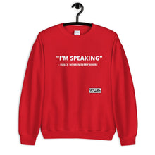 YES I AM | Black Women Everywhere Sweatshirt - DA SPOT NYC