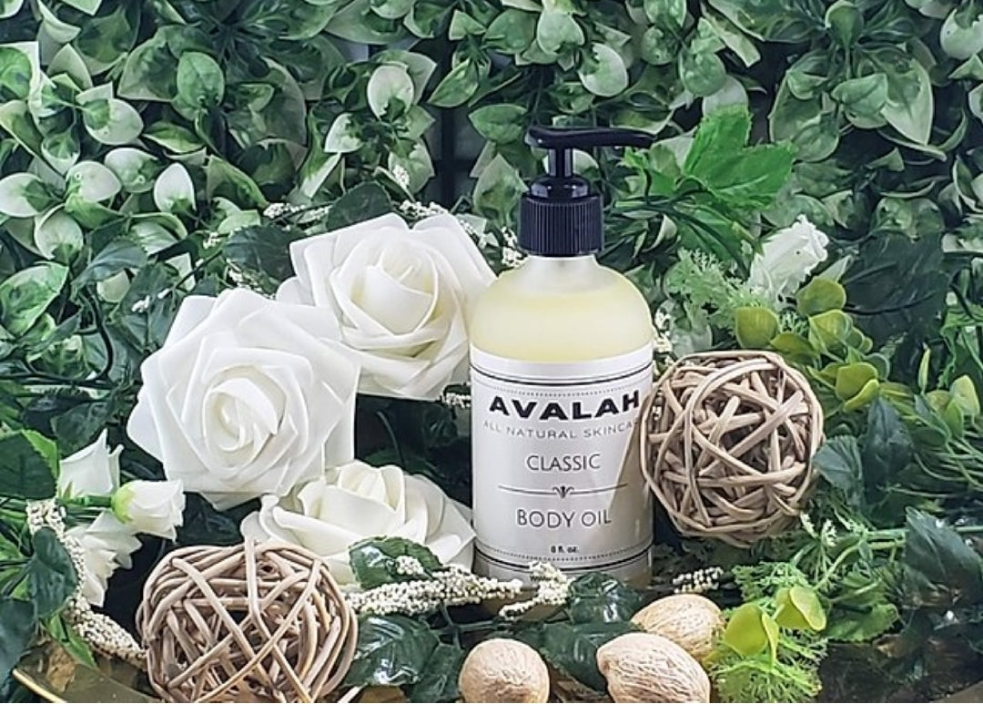 AVALAH | CLASSIC SHEA NUT BODY OIL