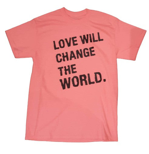 FRANTZY FACE  | LOVE WILL CHANGE THE WORLD