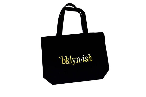 DA SPOT NYC | BKLYN·ISH OVERSIZED CANVAS BAG - DA SPOT NYC