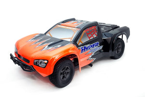 [HB-8SC-C30RG] 1/8 HYPER SC TRUGGY NITRO RTR W/30 TURBO ENGINE (ORANGE BODY)