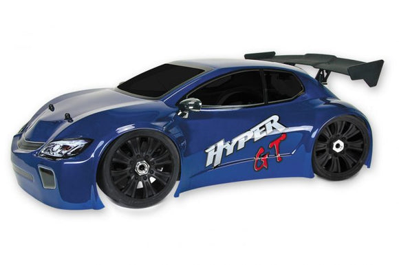 [HB-GTSE-C100BU] HYPER GTSE 1/8 ON-ROAD RTR ELECTRIC (BLUE BODY)