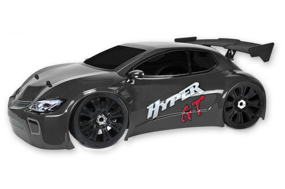 HYPER GTE 1/8 ON-ROAD ELECTRIC RTR (GREY BODY) - OMGRC online Hobby shop