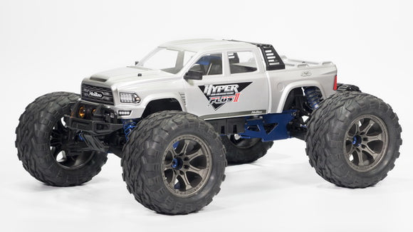 [HB-MTE2-C150SV] Hyper MT Plus II Monster Truck RTR- Siliver White Body