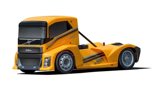 [HB-GPX4E-Y] Hyper EPX 1/10 Semi Truck On-Road ARR with Yellow Paint body