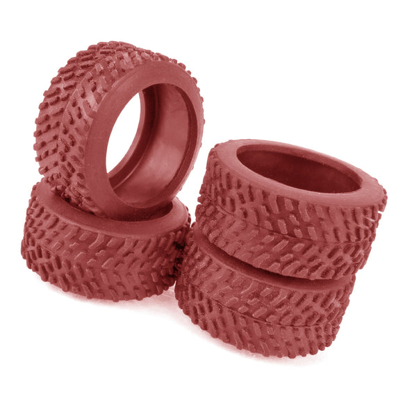 NanoSport Pin Tires, Red