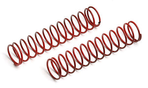 Rear Springs, Red 3.0 lb, Buggy/Truck