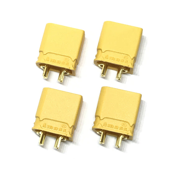 XT30U connectors (4 Male)