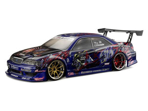Weld JZX100 Toyota Mark II Clear Body (200mm)