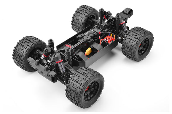 Wltoys 124019 RC Racing Car 60km/H 1/12 2.4GHz Off-Road RTR 4WD Toy USED
