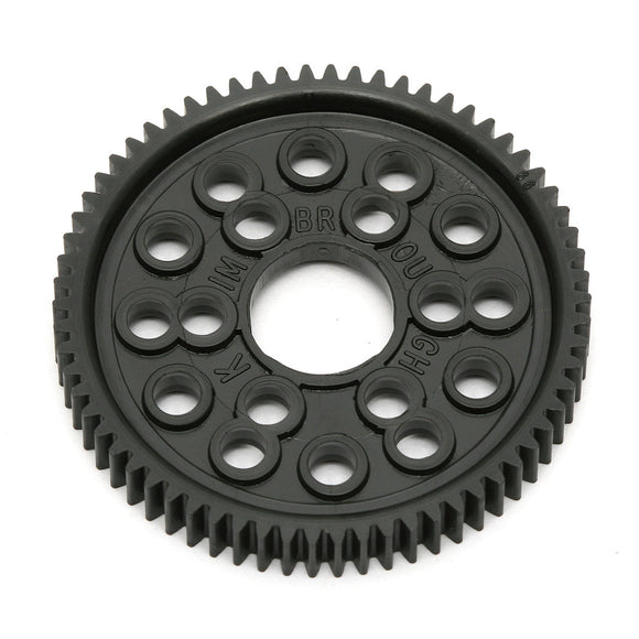 66 Tooth 48 Pitch Spur Gear for B4, T4, SC10