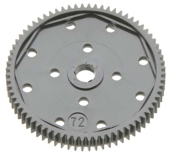72 Tooth 48 Pitch Slipper Gear for B6, SC10
