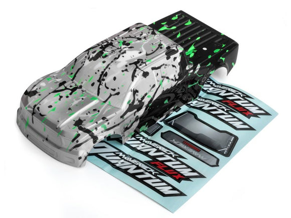 Quantum MT Body (Silver/Green)