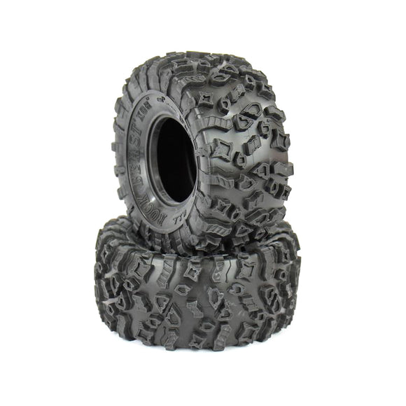 Rock Beast XOR 2.2 Crawler Tire KK (2) No Foam