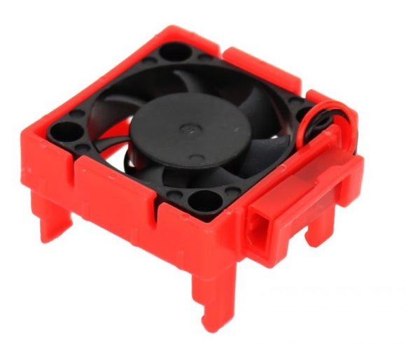 Cooling Fan for Traxxas Velineon VLX-3 ESC Red