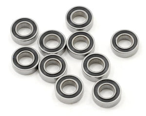 "6x12x4mm Rubber Sealed ""Speed"" Bearing (10)"