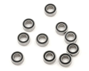 "5x10x4mm Rubber Sealed ""Speed"" 1/8 Clutch Bearings (10)"