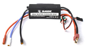 20A Brushless ESC (Water-Cooled): BM BL