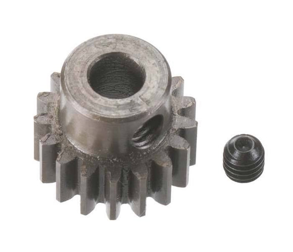 HARD 5MM BORE(.8) PINION 17T