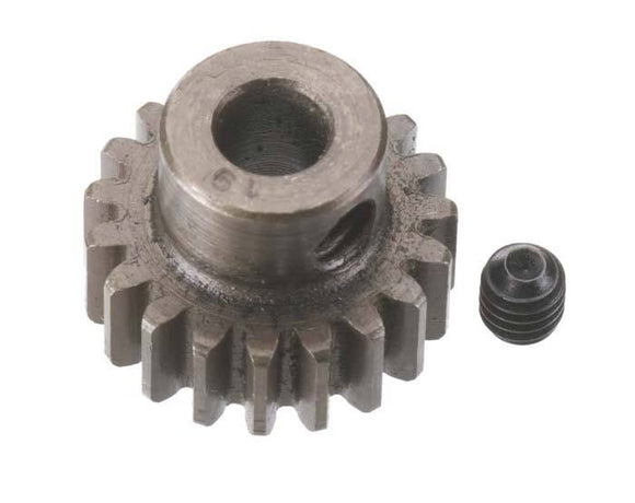 HARD 5MM BORE(.8) PINION 19T