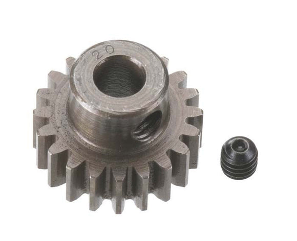 HARD 5MM BORE(.8) PINION 20T