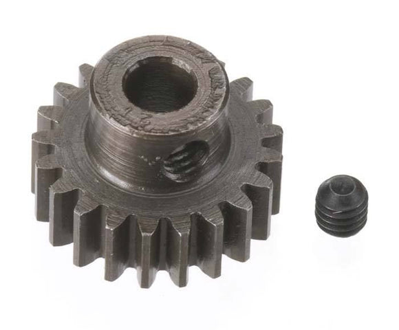 HARD 5MM BORE(.8) PINION 21T