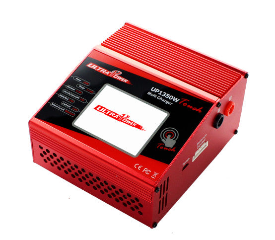 UP1350 Touch 1350W Multi- Chemistry DC Charger