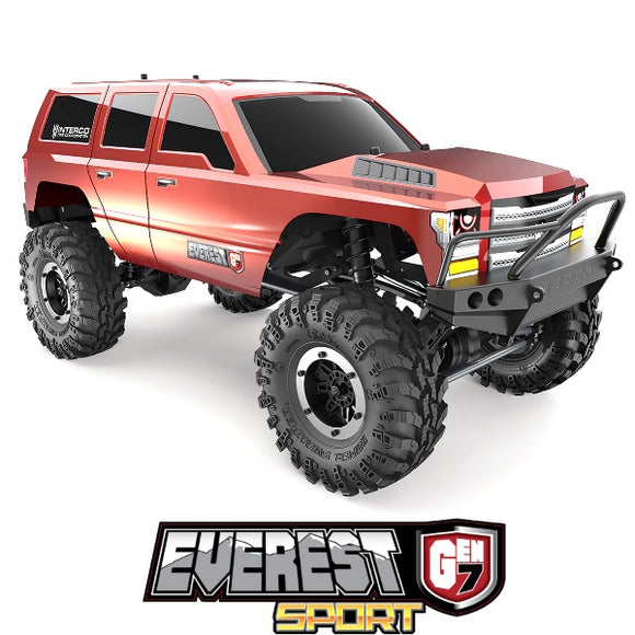 EVEREST-GEN7-SPORT-BURNT ORANGE