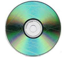 Disc Repair - How to fix scratched DVDs