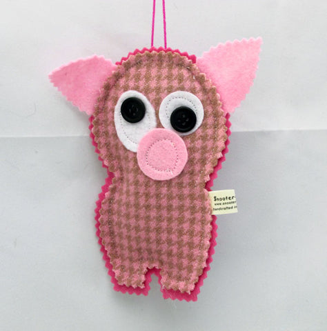 Piggie Ornament