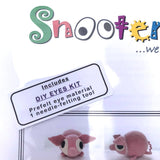 DIY Pattern KIT - Piggie