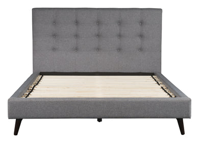 Modernity Queen Bed Gray