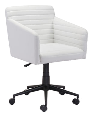 Bronx Office Chair White