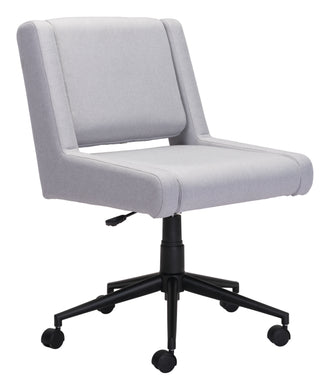 Brix Office Chair Light Gray